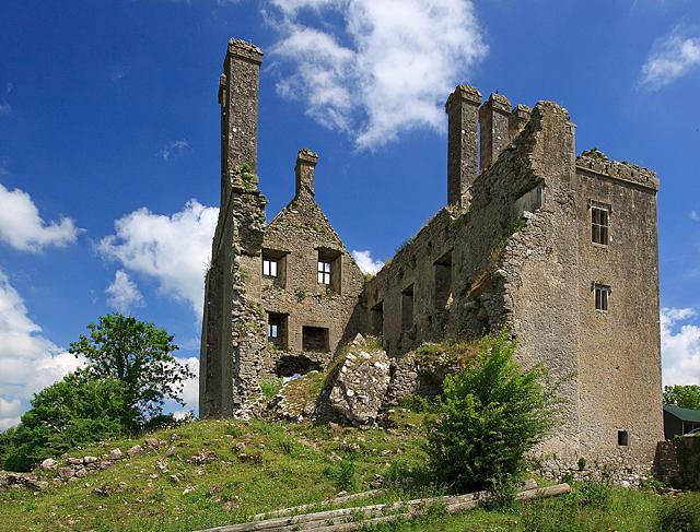 Castles of Leinster: Ballycowan, Offaly (2)