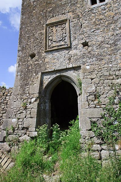 Castles of Leinster: Ballycowan, Offaly (4)