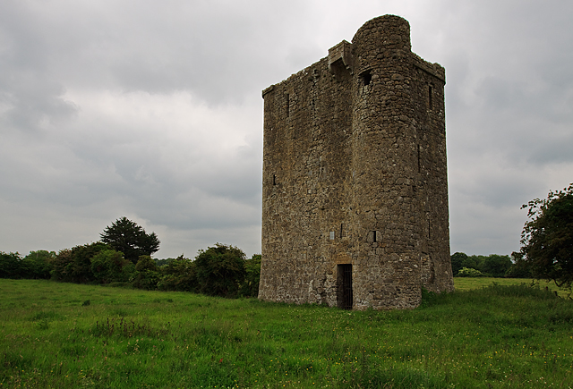 Castles of Leinster: Donore, Meath
