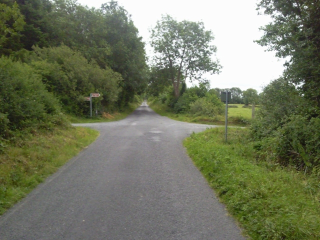 Crossroads, Co Clare