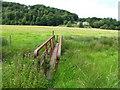 SD7050 : Iron Footbridge by John Tustin