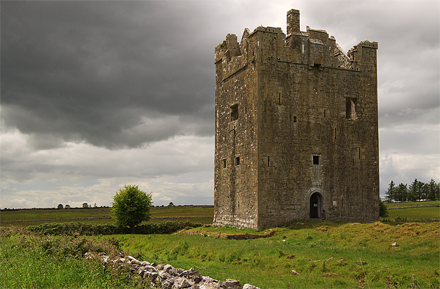 Castles of Connacht: Isert Kelly, Galway
