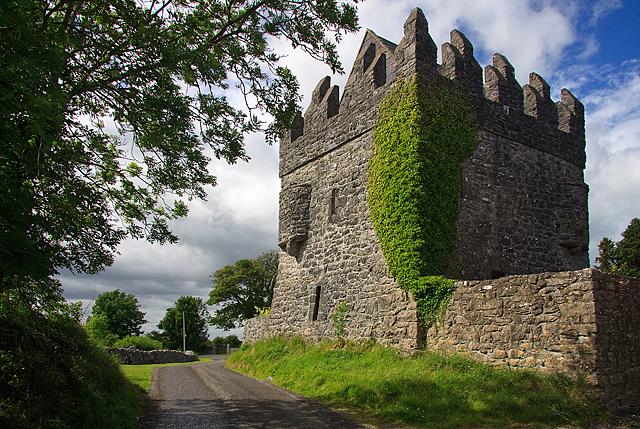 Castles of Connacht: Strongfort, Galway