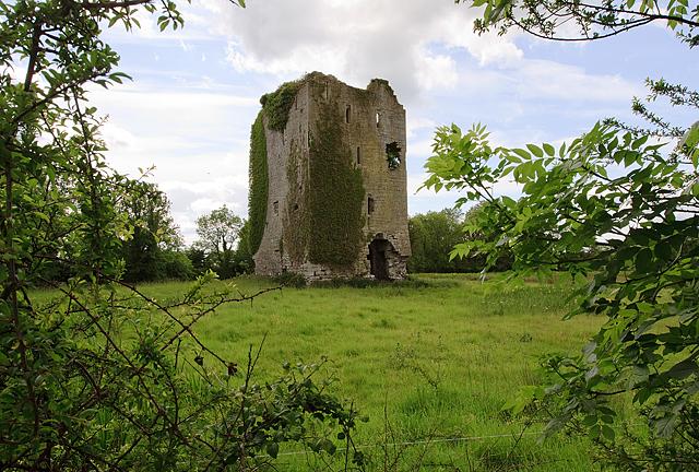 Castles of Connacht: Ballynahivnia, Galway