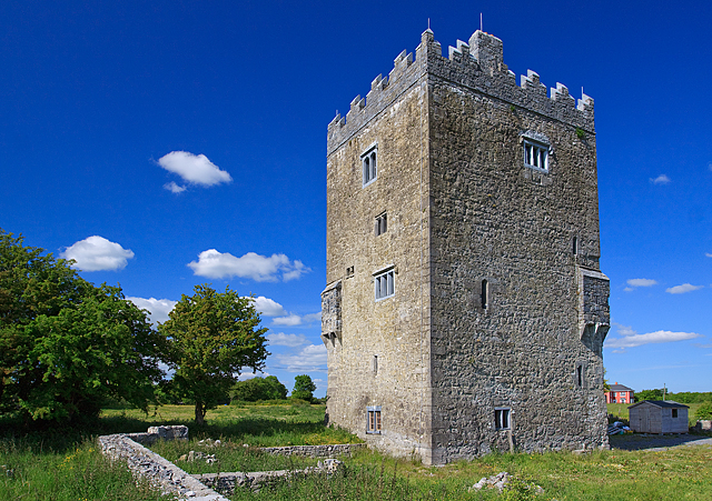 Castles of Connacht: Ballinderry, Galway