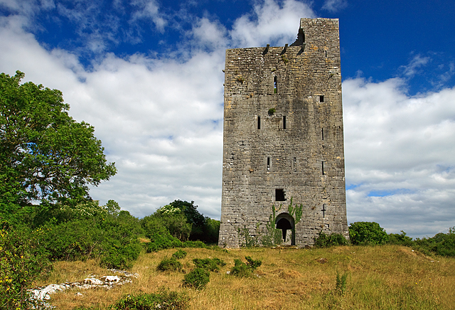 Castles of Connacht: Lydacan, Galway (3)