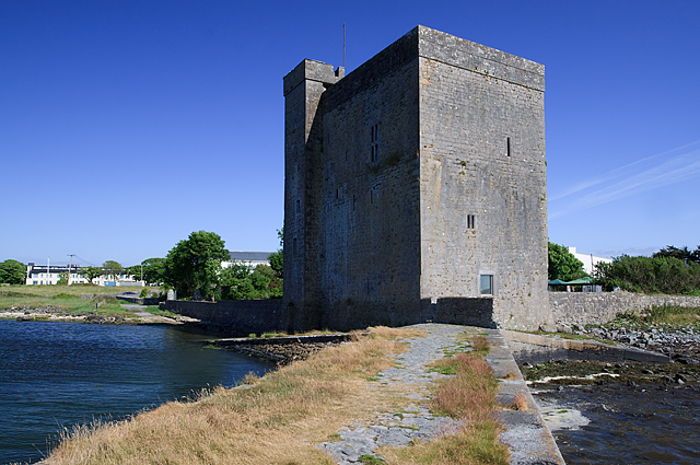 Castles of Connacht: Oranmore, Galway