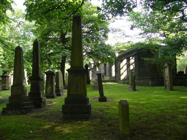 St Cuthbert's graveyard, Lothian Road