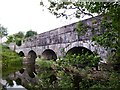 N8722 : Leinster Aqueduct on the Grand Canal Near Sallins, Co. Kildare by JP
