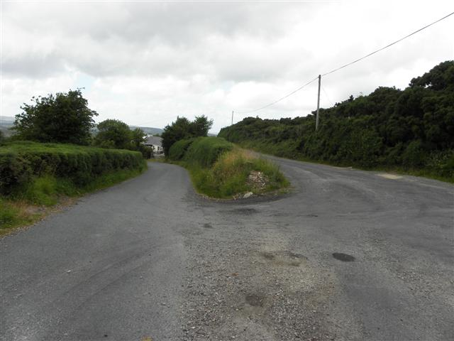 Roads at High Glen