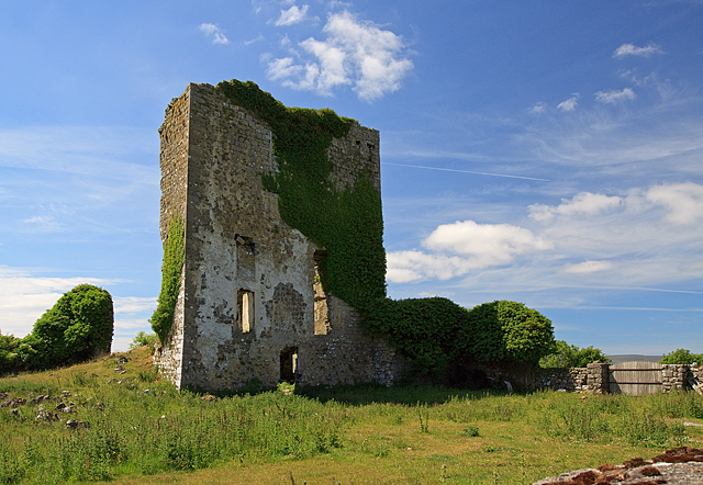 Castles of Connacht: Castle Burke, Mayo