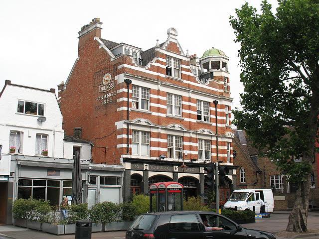 The Orange Tree pub, Richmond