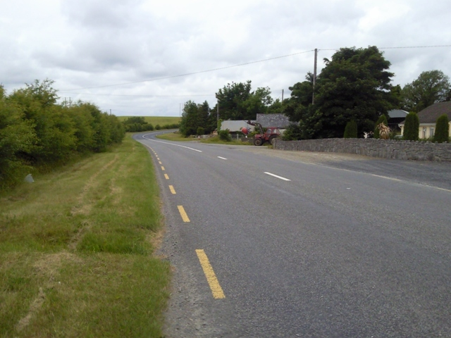 R352 at Toonagh, Co Clare