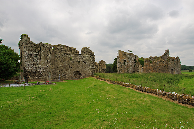 Ballyboggan Abbey