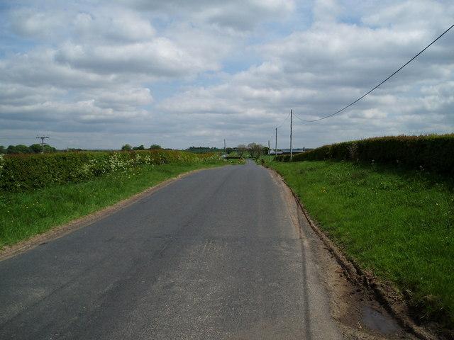B7082  East of Kilmarnock