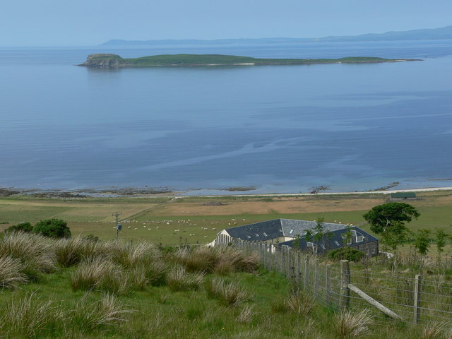 Holiday cottages at Drumnamucklach