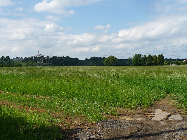 Farmland near Downe