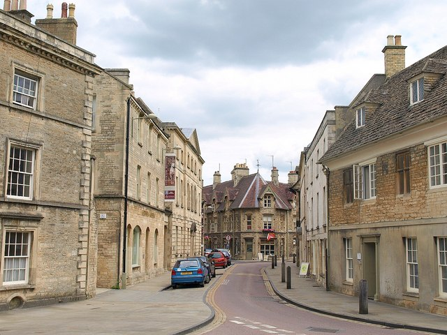 Park Street,  Cirencester