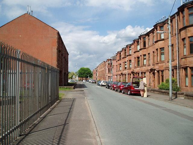 Crofthead Street