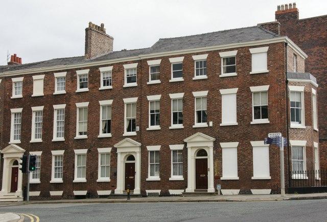 Rodney Street, Liverpool