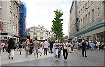 SJ3490 : Church Street, Liverpool by Mike Pennington