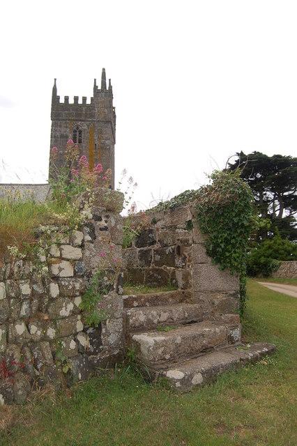 Cury Church