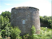 TR1935 : Martello Tower number 9, Folkestone by Oast House Archive