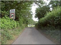 ST5756 : Weak bridge ahead by Neil Owen