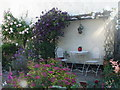 SW5430 : Goldsithney garden in June by Harry Glasson