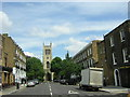 TQ3182 : St Mark's church, Islington by Christopher Hilton