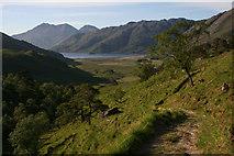 NG8702 : Glen Unndalain by Nic Bullivant