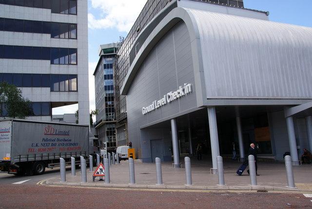 Terminal 1 Manchester Airport 169 Bill Boaden Geograph