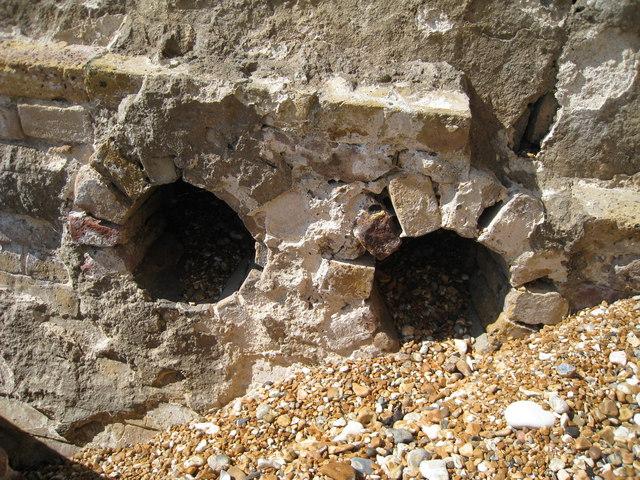 Chimneys, Martello Tower 19