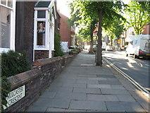NY4057 : Mulcaster Crescent, Stanwix, Carlisle by Alex McGregor