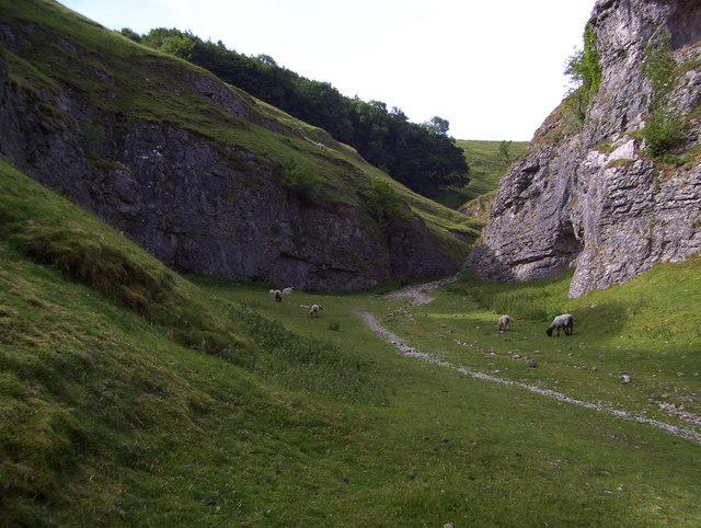 Cave Dale at Castleton