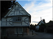 TR1859 : King Street, Fordwich by E Gammie