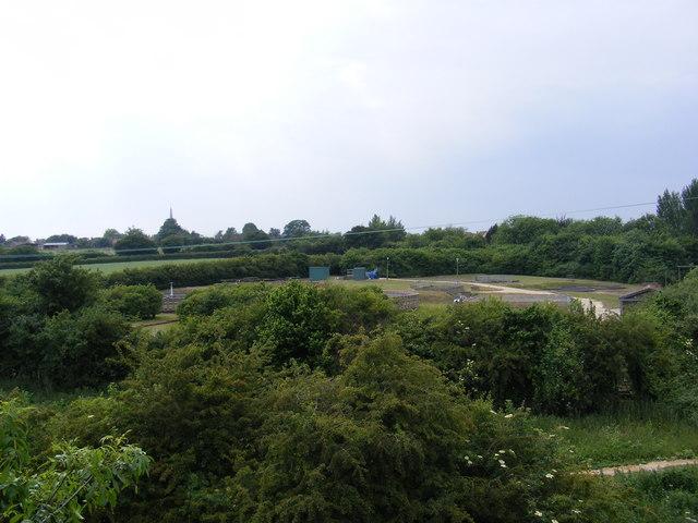 Wickham Market Sewage Works