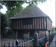 TR1859 : Fordwich town hall by E Gammie