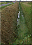 TA0623 : Drainage Ditch on Marsh Lane by David Wright