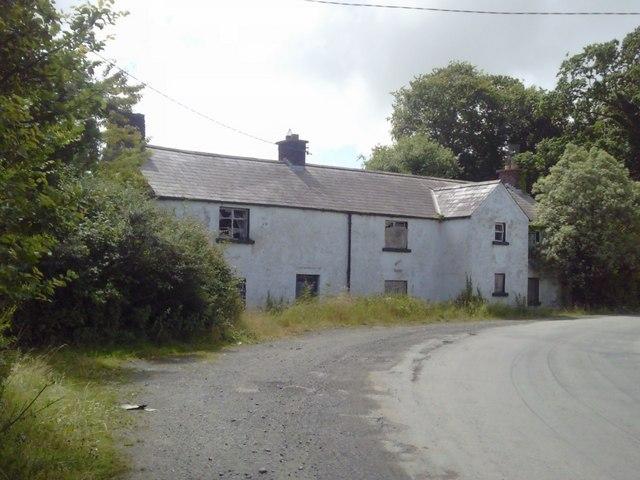 Disused House, Co Dublin