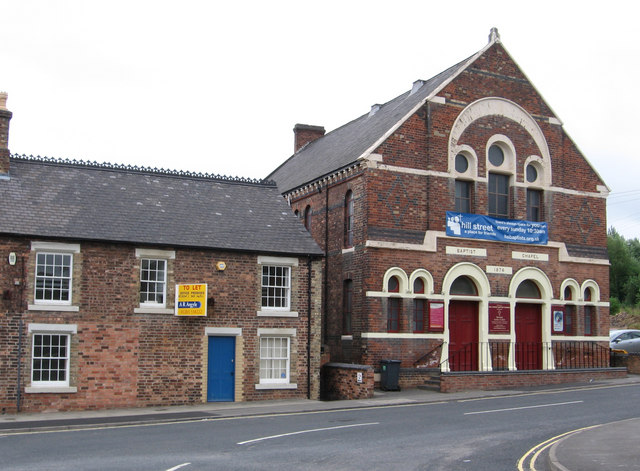 Swadlincote - Baptist Chapel