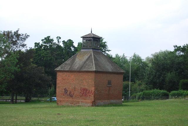 Brick Dovecot, Earlham Park