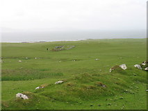 NF8987 : A former settlement on Pabbay by David Purchase