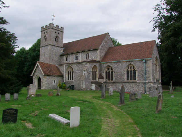 Great Hampden Parish Church