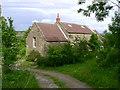 NZ8704 : Low  Quebec  Farm by Martin Dawes