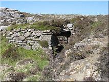 NB0200 : Old Mill, Allt a'Mhuilinn, Taransay by David Purchase