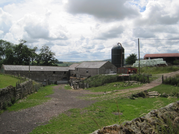 Farm Buildings, Great Ryle