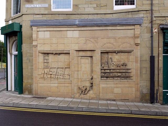 Victorian Baker S Shop Carlisle 169 Andrew Curtis Cc