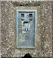 J3371 : Flush Bracket, Divis Triangulation Pillar by Rossographer