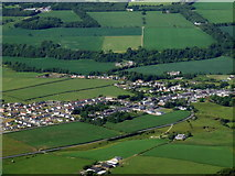 NS5020 : Ochiltree from the air by Thomas Nugent